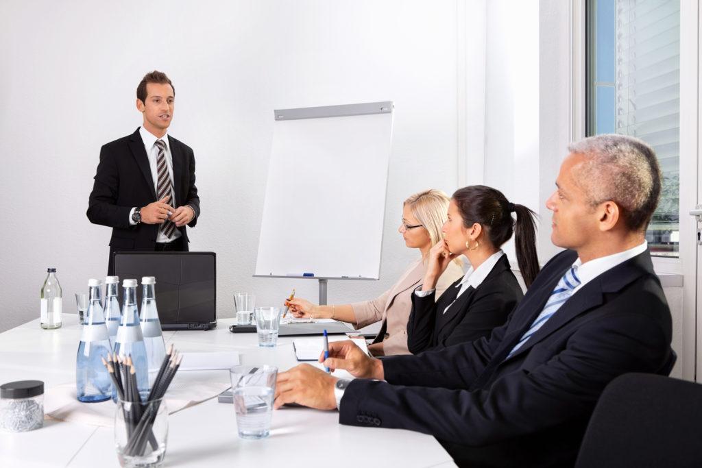 انواع روش ارائه یا معارفه برای فروش