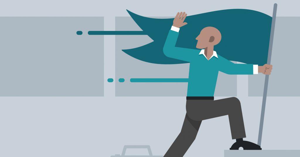 پنج سطح از مدیریت در شرکت ها و سازمان ها