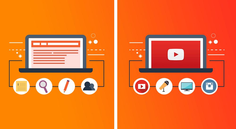 تفاوت ولاگر با بلاگر در صفحات اجتماعی چیست؟